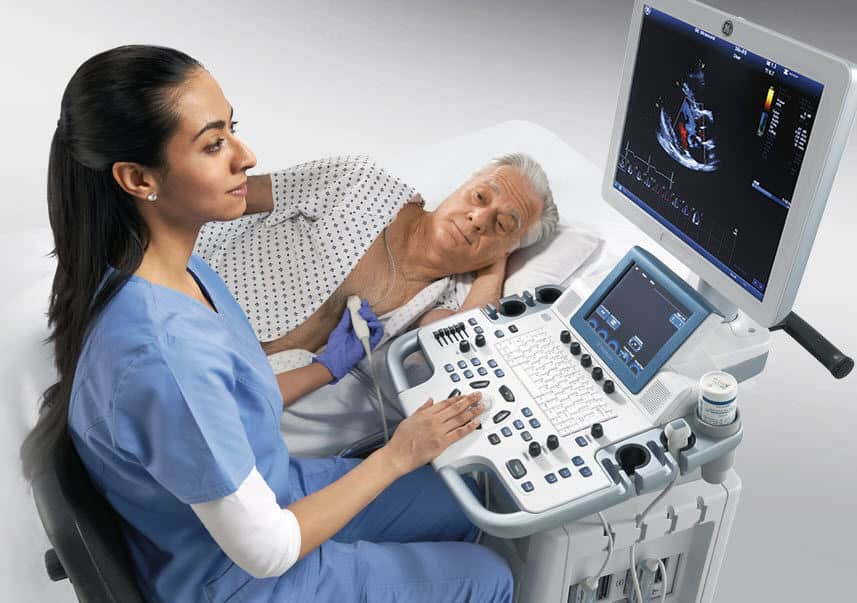 Cardiovascular Sonography at MedQuest College