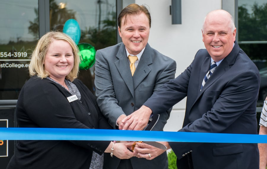 Lexington Campus Grand Opening – SUCCESS!