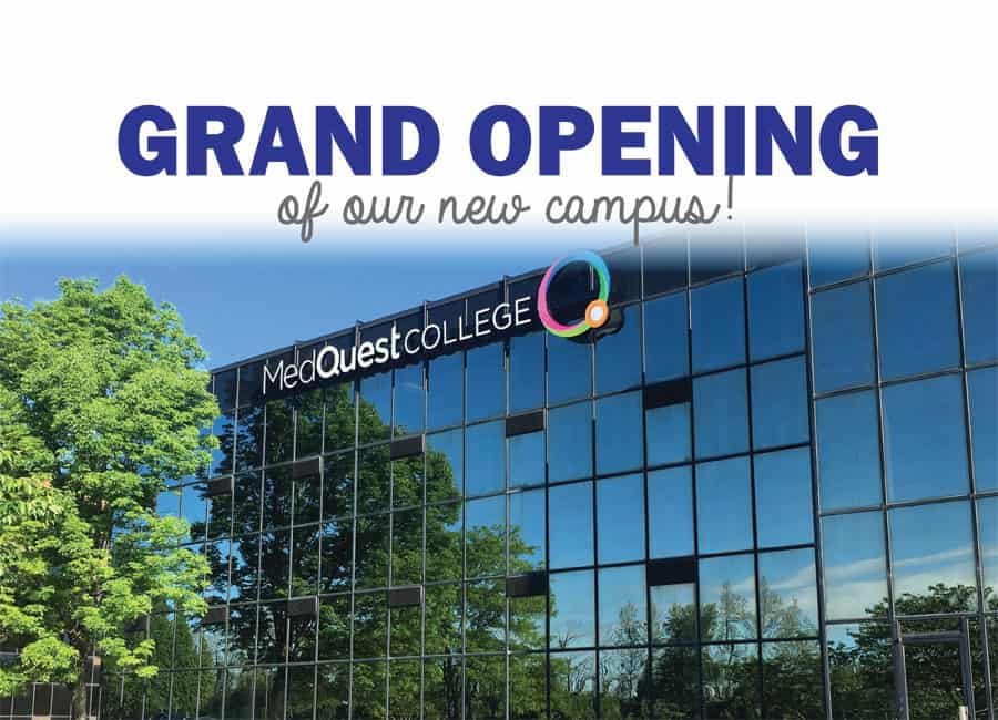 GRAND OPENING: MedQuest College Louisville Campus