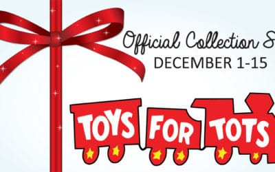 MedQuest College – Collecting Donations for Toys For Tots!