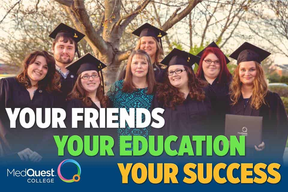 Your friends your education your success