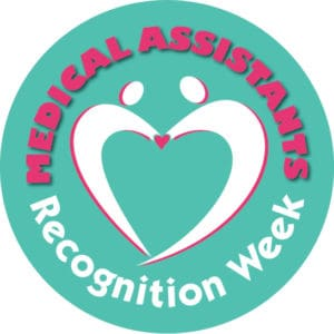 Medical Assistants Recognition Week Logo